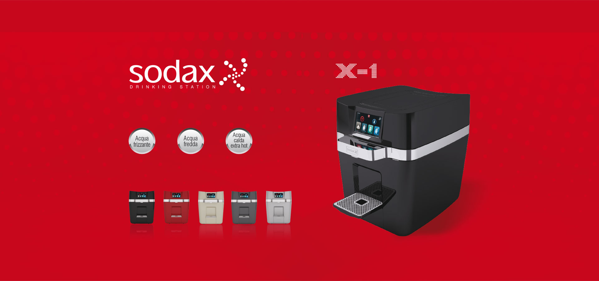 sodax drinking station