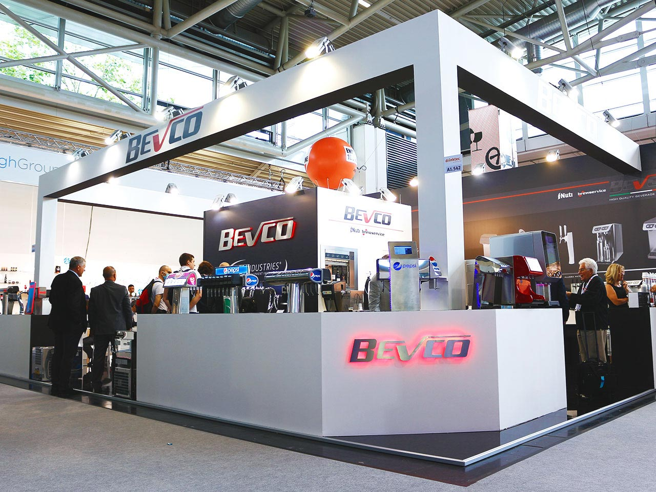 Stand Bevco